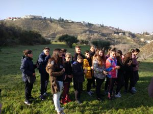 Visita al cerro de la Encina.